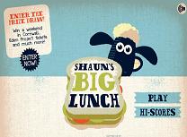 Pranzul lui Shaun