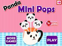 Pregateste Acadele in Forma de Panda
