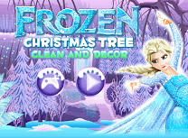 Pregateste Bradul de Craciun Frozen
