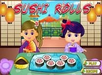 Prepara Rulouri de Sushi