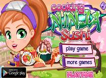Prepara Sushi