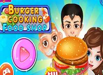 Preparatorul de Burgeri