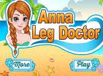 Printesa Anna Ranita la Picior