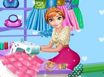 Printesa Anna la Croitor