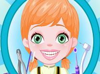 Printesa Anna Programare la Dentist