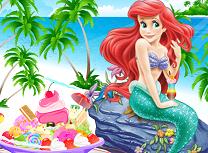 Printesa Ariel Distractie de Vara