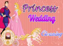 Printesa Aurora Curatenie Dupa Nunta