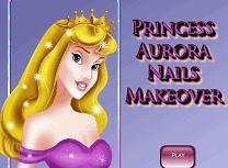Printesa Aurora Manichiura