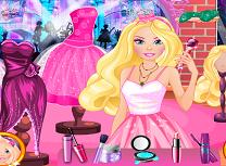 Printesa Barbie Camera Modei