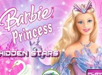Printesa Barbie Stele Ascunse