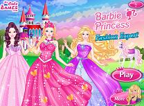 Printesa Barbie la Moda