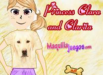 Printesa Clara si Clarita