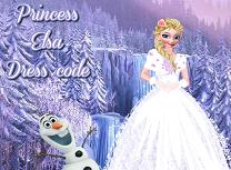 Printesa Elsa Rochii Elegante