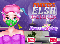 Printesa Elsa Tratamente Faciale