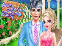 Printesa Elsa la Intalnire