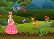 Printesa Evadeaza din Padure