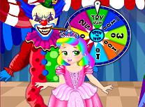 Printesa Juliet Evadare de la Carnaval