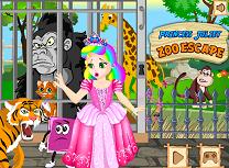 Printesa Juliet Evadare de la Zoo
