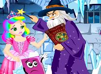 Printesa Juliet Evadare din Castelul Inghetat