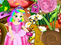 Printesa Juliet Evadare din Tara Minunilor