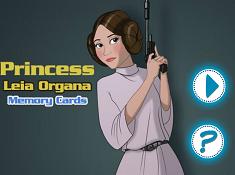 Printesa Leia Organa de Memorie