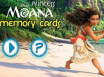 Printesa Moana Carti de Memorie