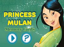 Printesa Mulan Carti de Memorie