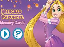 Printesa Rapunzel Carti de Memorie