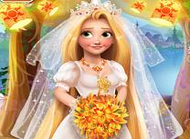 Printesa Rapunzel Mireasa