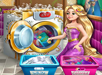 Printesa Rapunzel Spala Haine
