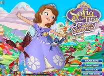 Printesa Sofia si Dulciurile