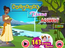Printesa Tiana Accident