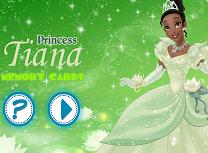 Printesa Tiana Carti de Memorie