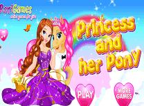 Printesa si Poneiul