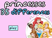 Printesele Disney 35 de Diferente