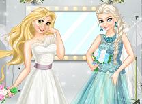 Printesele Disney Modele de Nunta