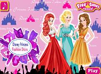 Printesele Disney Modele