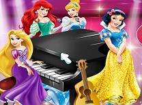 Printesele Disney Petrecere cu Muzica