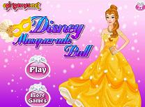 Printesele Disney la Bal Mascat