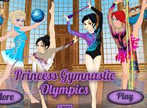 Printesele Fac Gimnastica
