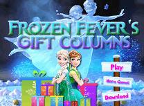 Printesele Frozen si Cadourile
