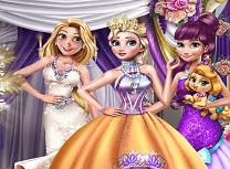 Printesele Gala de Iarna