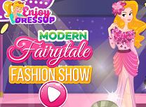 Printesele Moderne Show de Moda