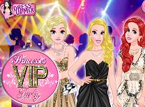 Printesele Petrecere VIP