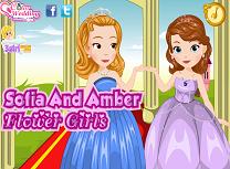 Printesele Sofia si Amber