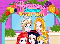 Printesele si Fructele