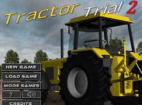 Provocare cu Tractorul 2