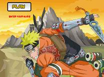 Provocarea lui Naruto
