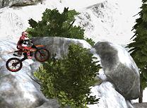 Provocari cu Motocicleta Iarna
