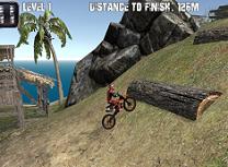 Provocari cu Motocicleta pe Plaja